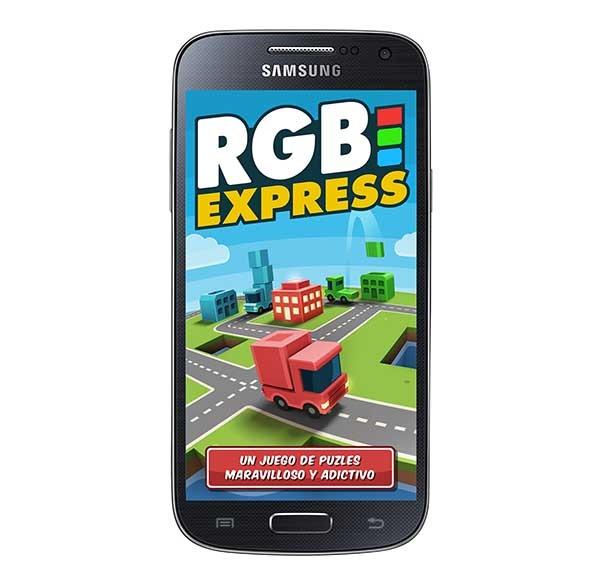 RGB Express, un juego de puzles para romperte la cabeza