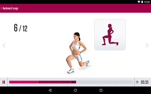 Runtastic Butt Trainer, consigue un culo como Kim Kardashian con esta app