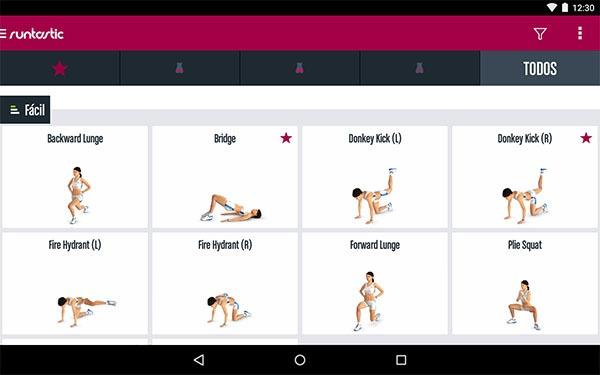 runtastic butt trainer consigue un culo como kim kardashian con esta app. Black Bedroom Furniture Sets. Home Design Ideas