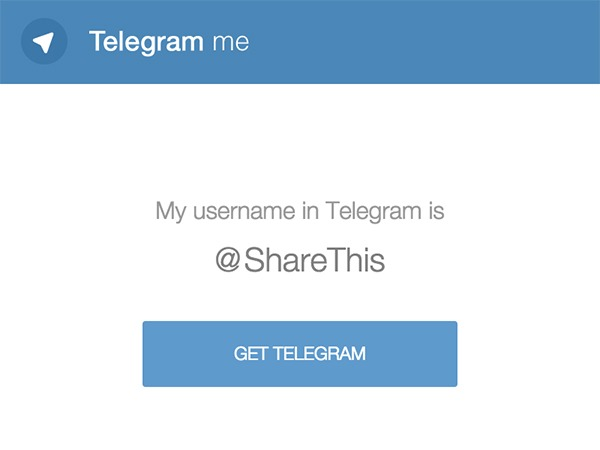telegram cambiar número