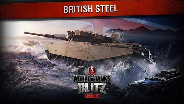 World of Tanks Blitz, un título multijugador masivo gratis para móviles