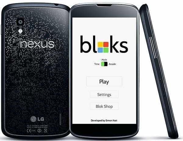 Bloks, un juego de puzles gratis para el móvil