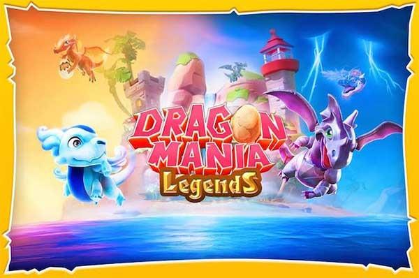 Dragon Mania Legends, cría y colecciona dragones en este juego
