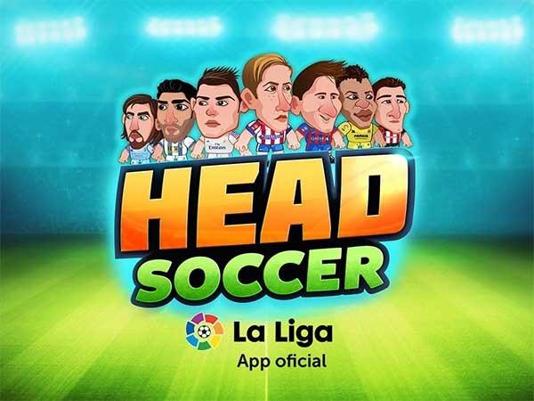 Head Soccer La Liga, partidos uno contra uno con tus futbolistas favoritos