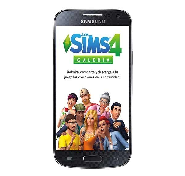 Los Sims 4 Galería, consulta familias y casas de este juego desde el móvil