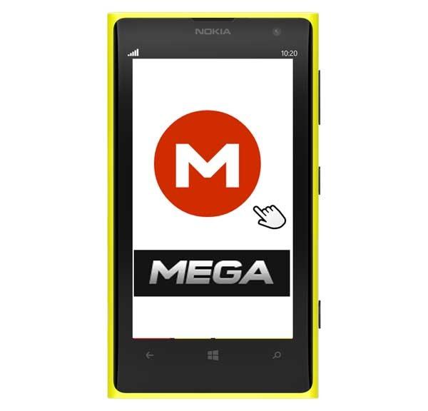 Cómo usar la aplicación MEGA para compartir archivos