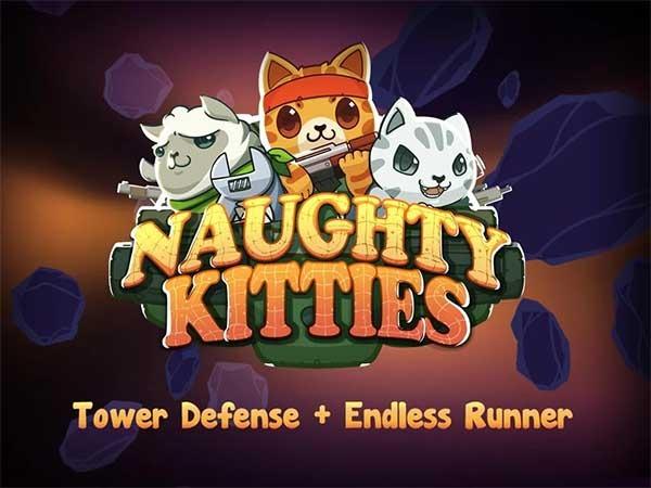 Naughty Kitties, un divertido juego de estrategia y gatos para el móvil