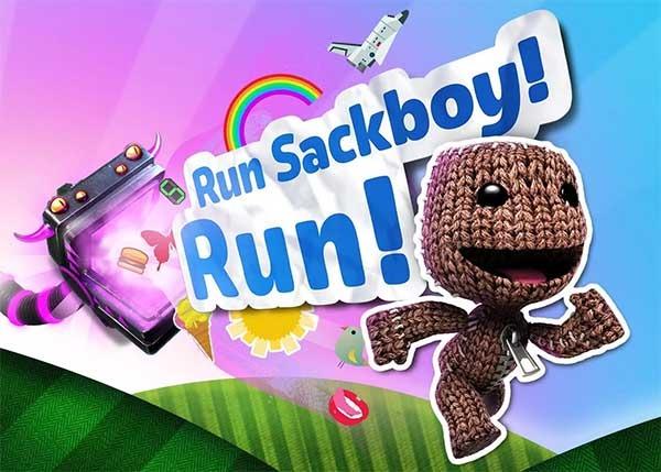 Run Sackboy! Run!, corre con este muñeco de Playstation en tu móvil