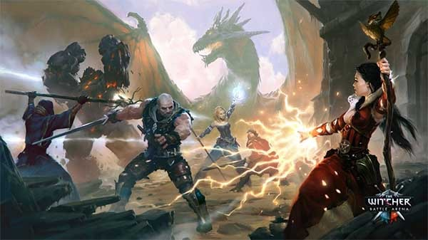 The Witcher: Battle Arena, un juego multijugador al estilo League of Legends
