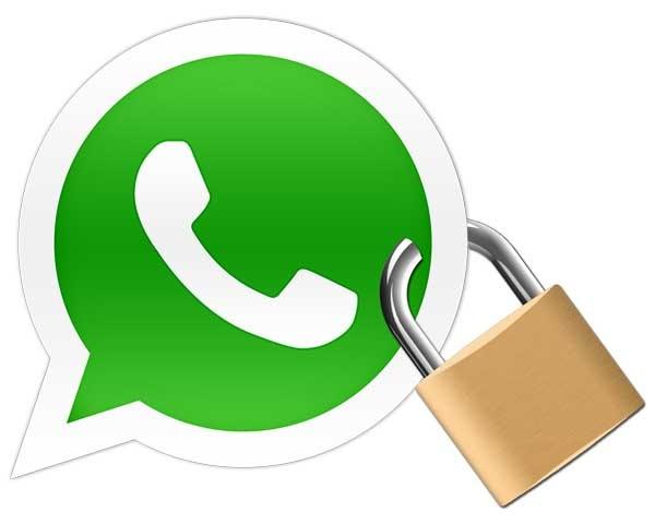 La seguridad de WhatsApp, un problema para la justicia