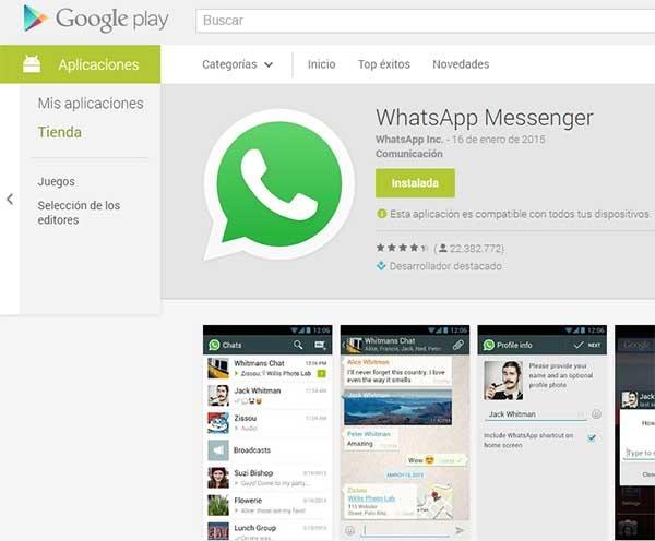 whatsapp evitar suspensión