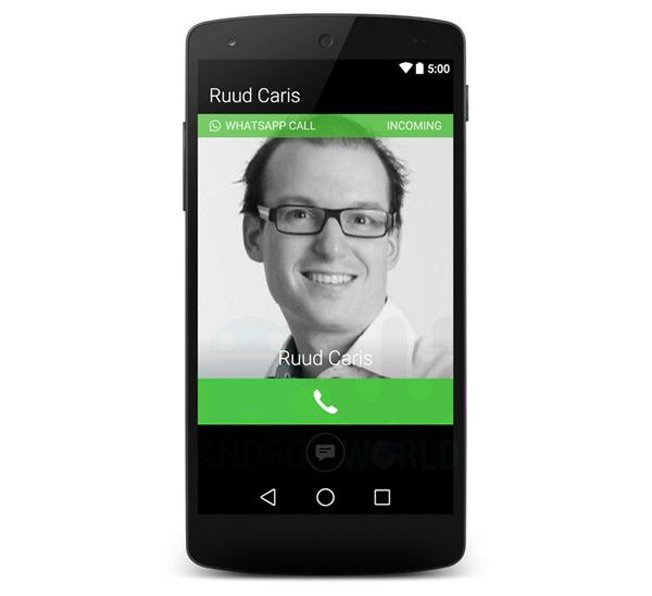WhatsApp comienza a probar su función de llamadas gratis