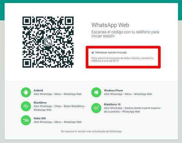 como instalar whatsapp web en mi iphone