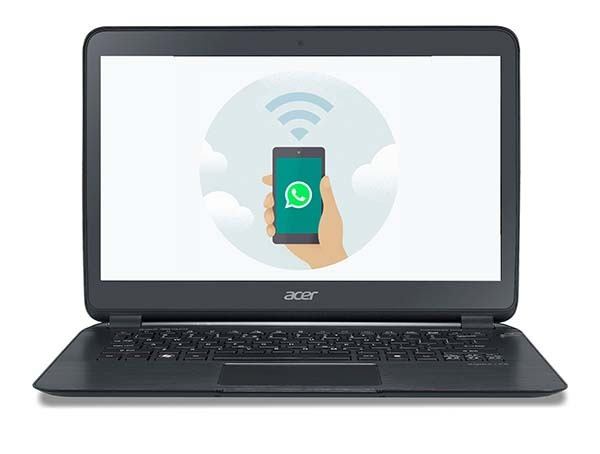Cómo mandar un mensaje de voz en WhatsApp Web