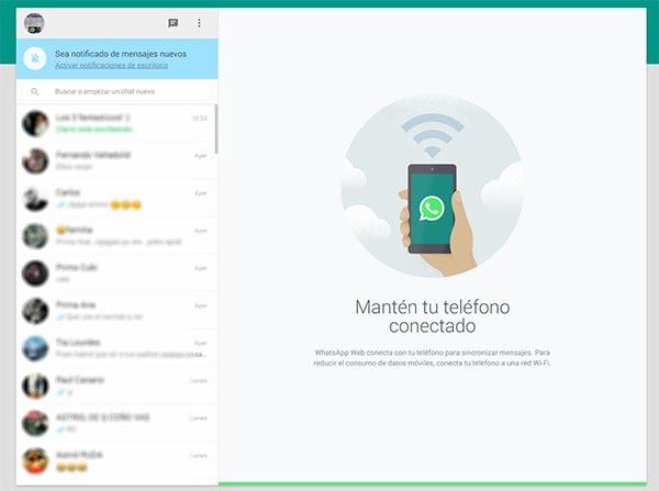 whatsapp web tutorial