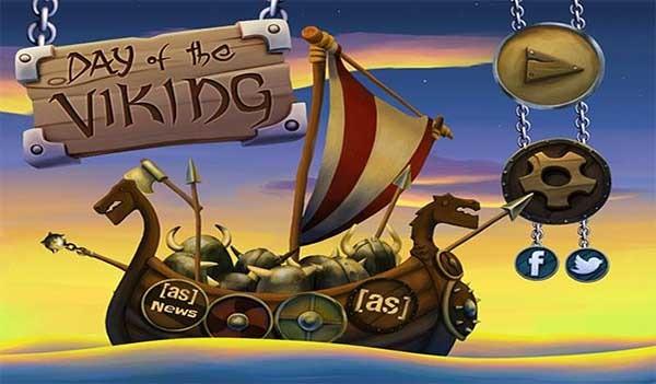 Day of the Viking, un juego de estrategia, castillos y catapultas para el móvil