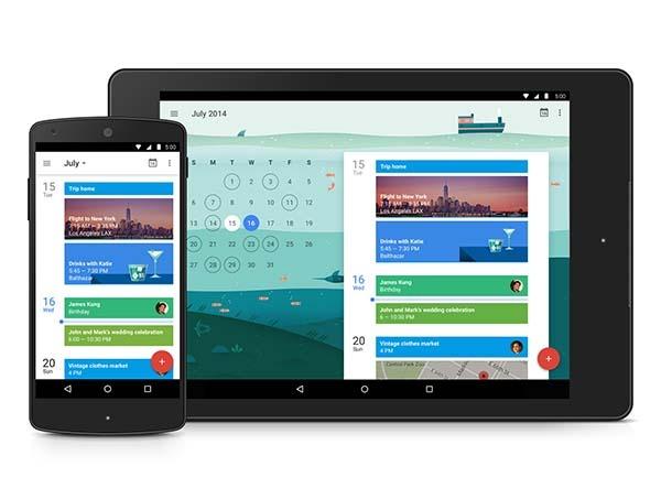 Google Calendar, ahora con archivos de Google Drive y más vistas
