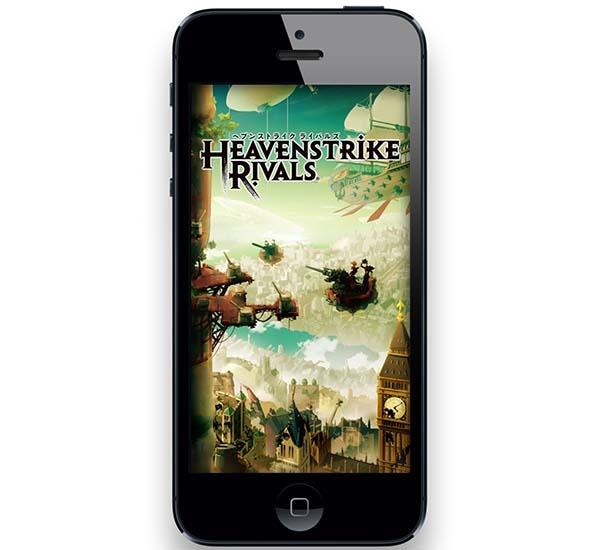 Heavenstrike Rivals, un juego de pura estrategia para móviles
