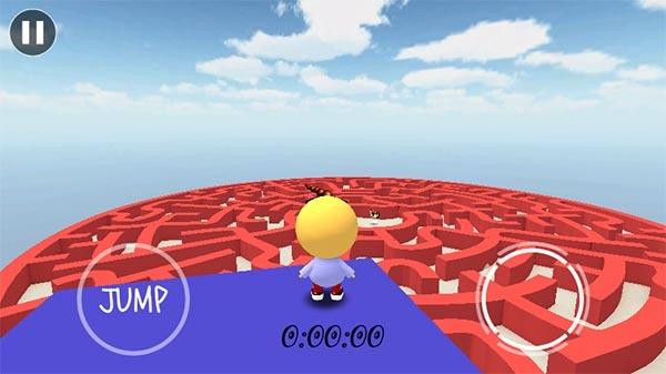 Laberinto 3D, trata de llegar hasta la salida en este desafiante juego