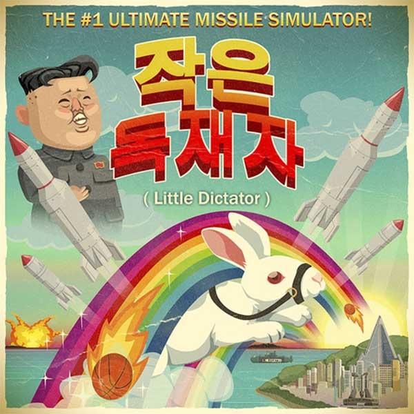 Little Dictator, juega con el líder norcoreano al estilo Flappy Bird