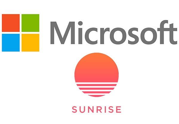 Microsoft se hace con la aplicación calendario Sunrise