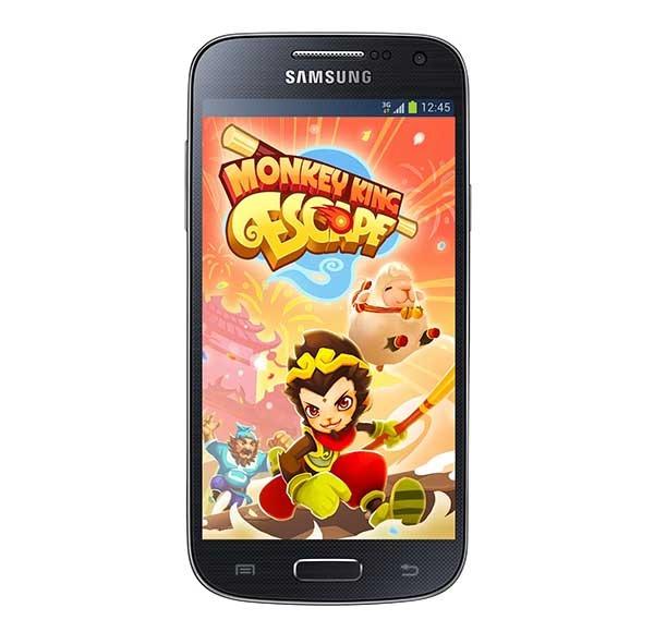 Monkey King Escape, un juego de carreras sin fin para el móvil