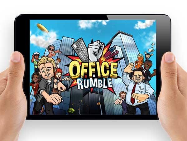 Office Rumble, desfoga tu ira en este juego de luchas callejeras