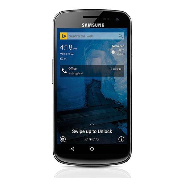 Picturesque, la app de pantalla de bloqueo de Microsoft para Android