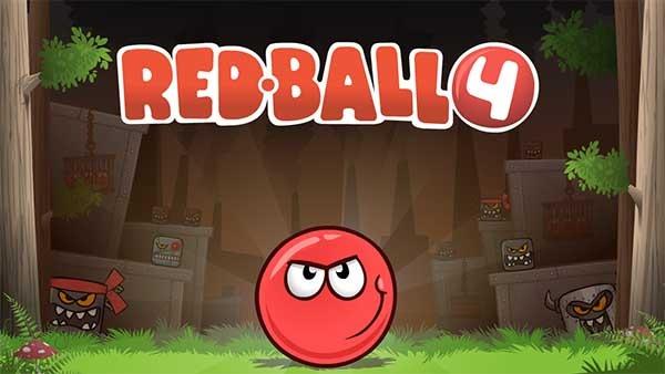 Red Ball 4 Un Divertido Juego De Plataformas Gratis Para El Movil