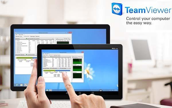 TeamViewer, controla tu ordenador a distancia con esta aplicación