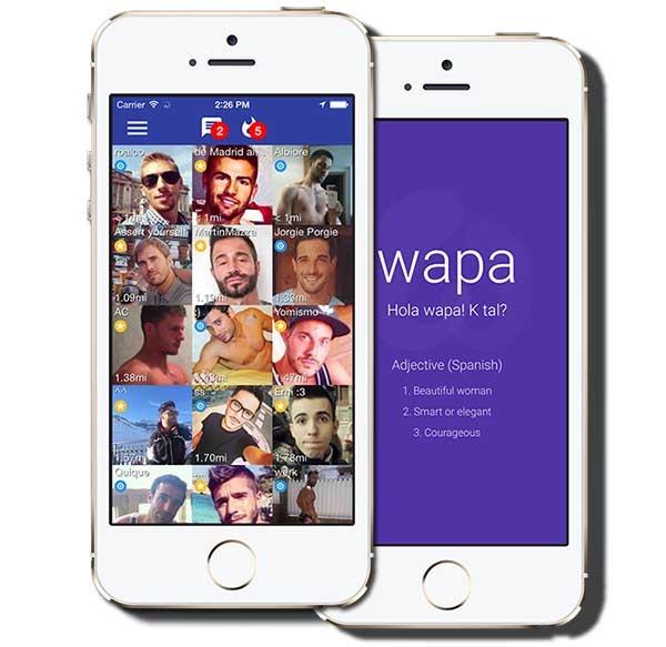 Bender y Brenda, las apps gay para ligar, vuelven como Wapo y Wapa