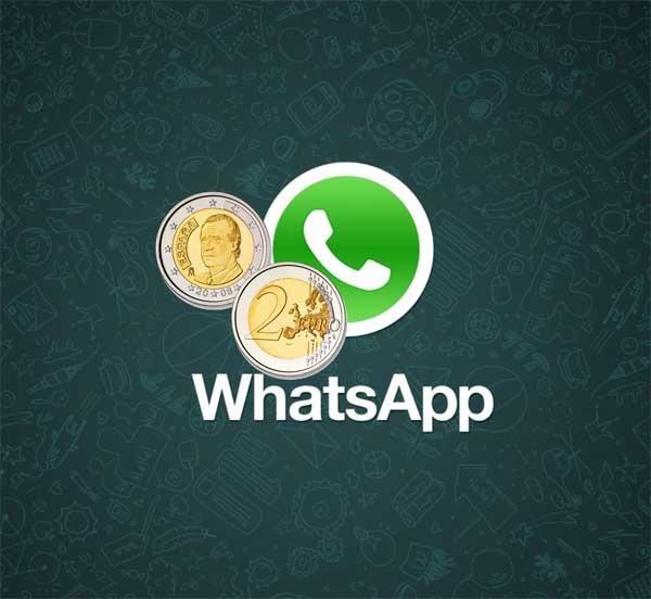 WhatsApp actualiza gratis su suscripción hasta 2016 aleatoriamente