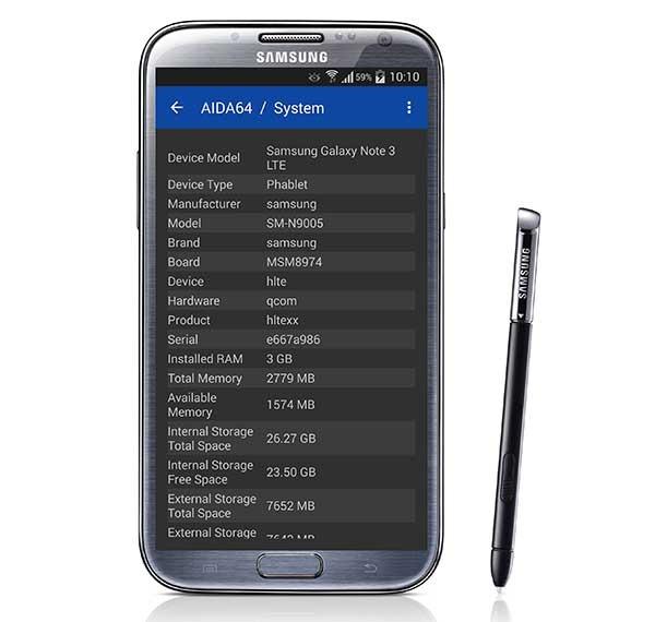 AIDA64, conoce qué hay dentro de tu Android con esta app