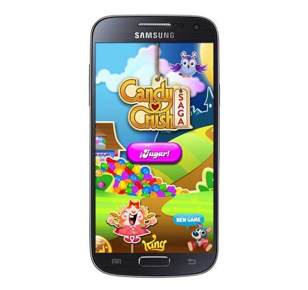 Candy Crush Saga se actualiza con la etapa Jardín del Saltarín