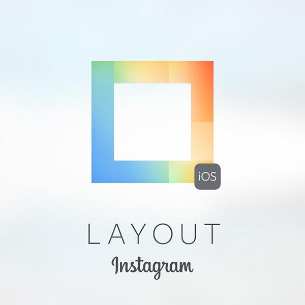Layout, la nueva aplicación de Instagram para hacer collages