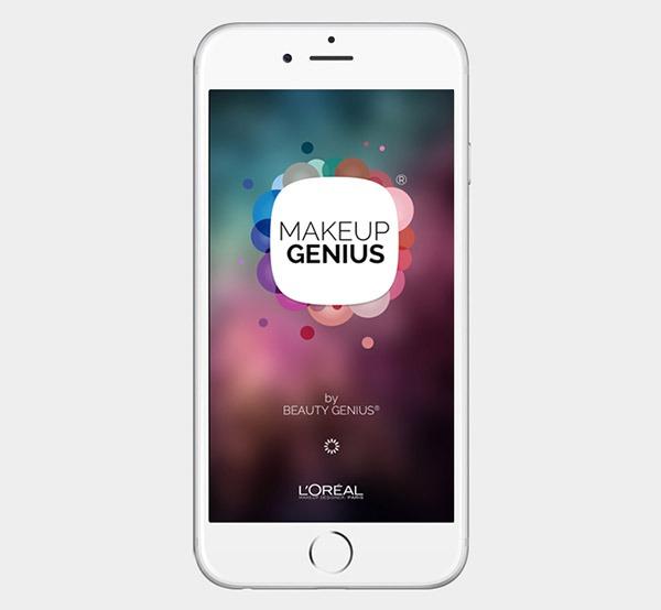 Makeup Genius, maquíllate gratis con esta app de L'Oreal