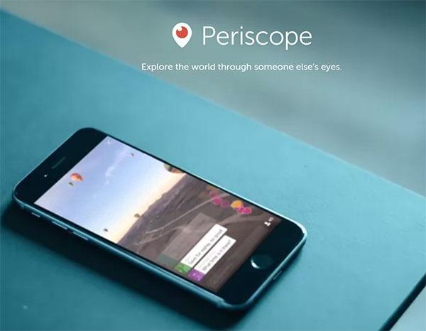 Periscope ya permite emitir desde drones y guardar vídeos para siempre