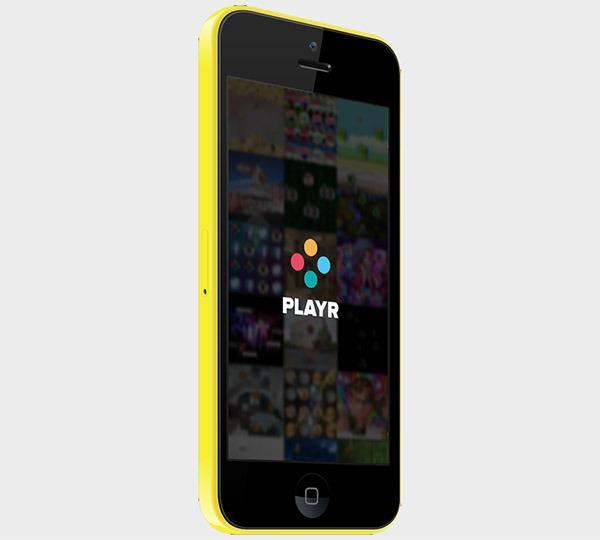 Playr, crea tu propio juego con esta aplicación