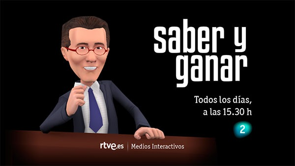 Saber y Ganar, el juego del famoso programa de televisión