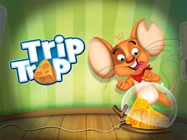 Trip Trap, un juego de plataformas, puzles y lógica para el móvil