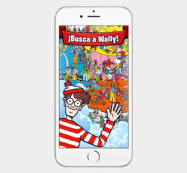 Wally & Friends, juega a encontrar este personaje en tu iPhone