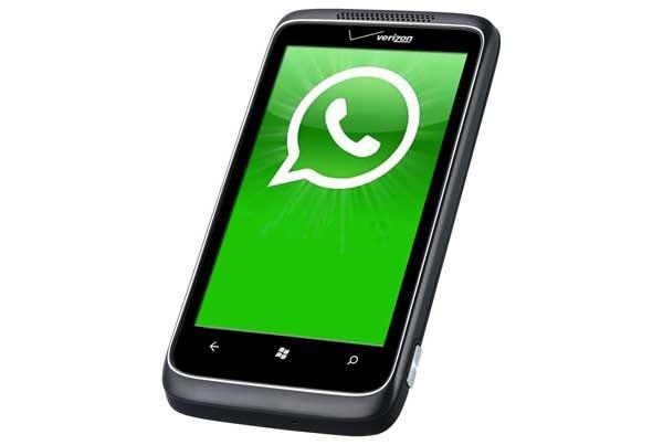 WhatsApp ya permite dibujar sobre fotos al estilo Snapchat