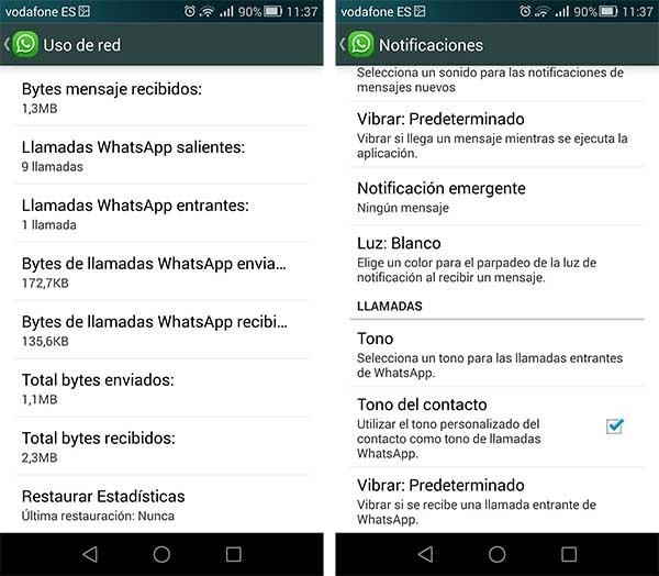 whatsapp llamadas operadoras