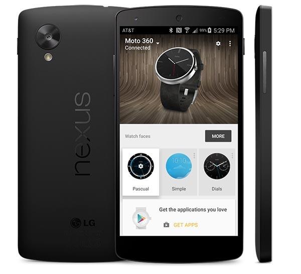 La app para controlar tu reloj Android Wear se actualiza por dentro y por fuera
