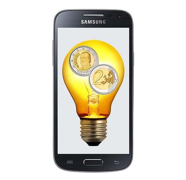 Cómo conocer el consumo de luz acumulado desde el móvil