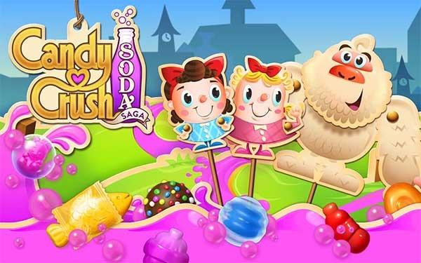 Candy Crush Soda Saga ya cuenta con 360 niveles