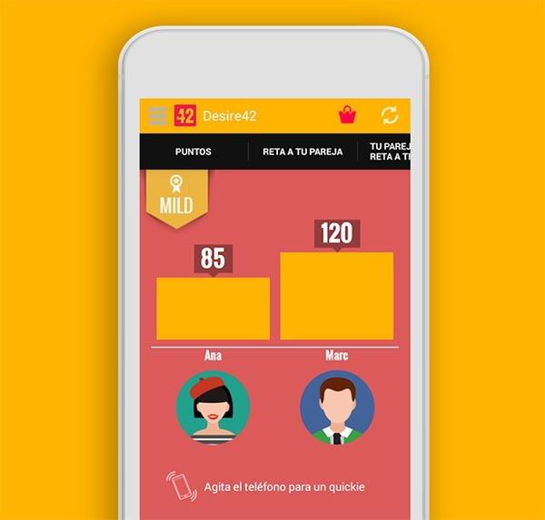 Desire42 Una App De Retos Y Juegos Sexuales Para Parejas