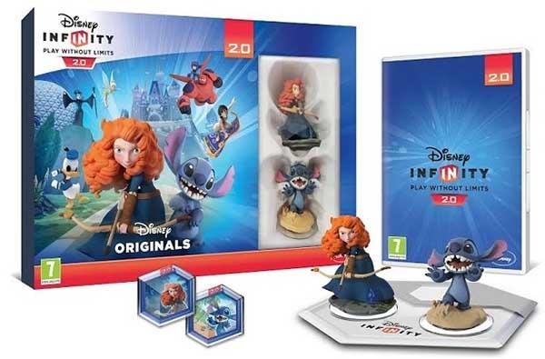 Disney Infinity: Toy Box 2.0 lleva a Android las figuras de Disney