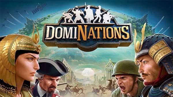 DomiNations, gestiona tu nación y conquista el mundo en este juego gratuito