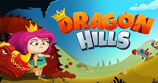 Dragon Hills, arrasa con todo lo que veas en este juego de dragones